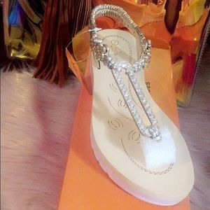 Nice foam sandals